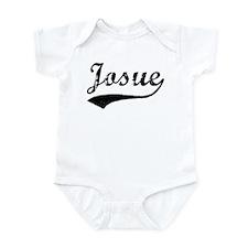 Vintage: Josue Infant Bodysuit