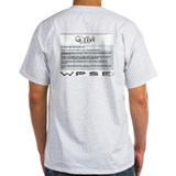 Gym Etiquette Ash Grey T-Shirt