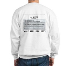 Gym Etiquette Sweatshirt