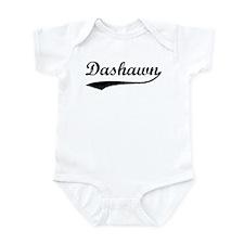 Vintage: Dashawn Infant Bodysuit