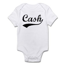 Vintage: Cash Infant Bodysuit