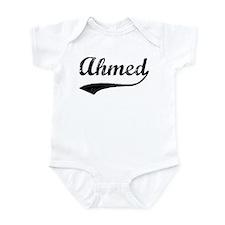 Vintage: Ahmed Infant Bodysuit