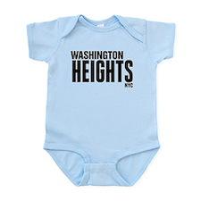 Washington Heights NYC Infant Bodysuit