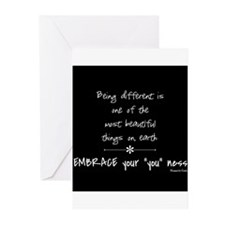 Being Different Greeting Cards (Pk of 10)