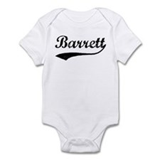 Vintage: Barrett Infant Bodysuit