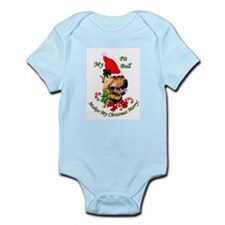 American Pit Bull Terrier Infant Bodysuit