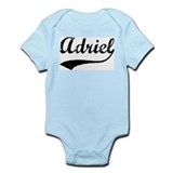 Vintage: Adriel Onesie