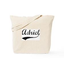 Vintage: Adriel Tote Bag