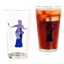 belly5.jpg Drinking Glass