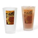 playbill Drinking Glass