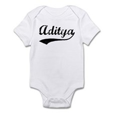 Vintage: Aditya Infant Bodysuit