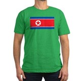 Flag_of_North_Korea T-Shirt