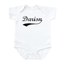 Vintage: Darion Infant Bodysuit