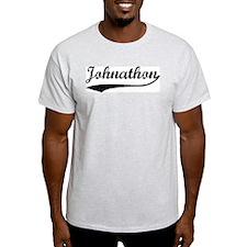 Vintage: Johnathon Ash Grey T-Shirt