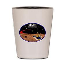 Mars Pathfinder Shot Glass