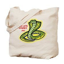 Year of the Snake 2013 Tote Bag