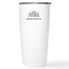 Unique Diesel performance Travel Mug