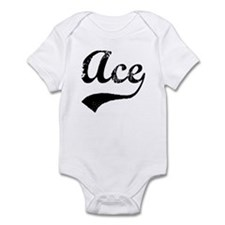 Vintage: Ace Infant Bodysuit