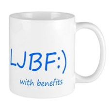 Let's just be friends with benefits Mug
