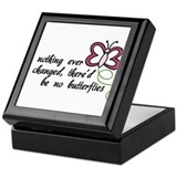 If Nothing Changed Keepsake Box