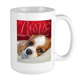 Cavalier King Charles Love Coffee Mug