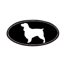 Field Spaniel Patches