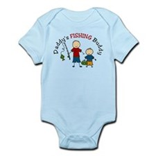 Daddy's Buddy Infant Bodysuit