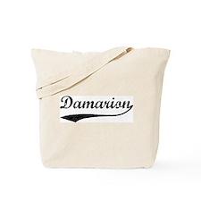 Vintage: Damarion Tote Bag