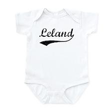 Vintage: Leland Infant Bodysuit