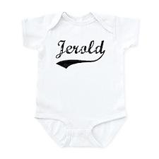 Vintage: Jerold Infant Bodysuit