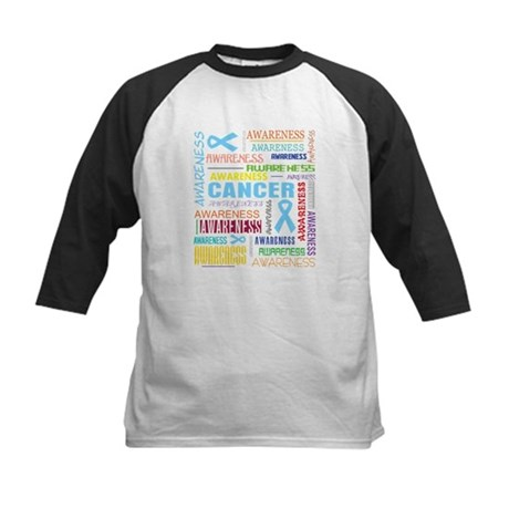 Prostate Cancer Awareness Collage Kids Baseball Je