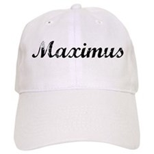Vintage: Maximus Baseball Cap