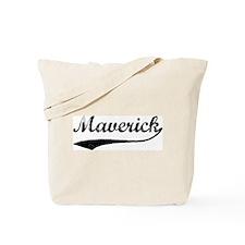 Vintage: Maverick Tote Bag