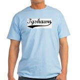 Vintage: Tyshawn Ash Grey T-Shirt