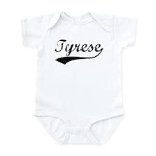 Vintage: Tyrese Infant Bodysuit