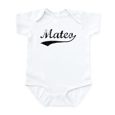 Vintage: Mateo Infant Bodysuit