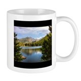 Bear Lake, Rocky Mountain National Park Small Mug