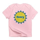 Henry Sunburst Infant T-Shirt
