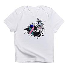 Hope Thyroid Cancer Infant T-Shirt