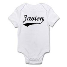 Vintage: Javion Infant Bodysuit