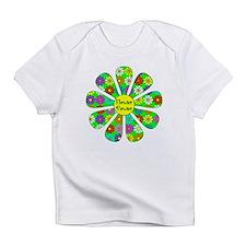 Cool Flower Power Infant T-Shirt