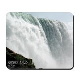 Niagara Falls, New York Mousepad