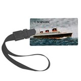 Normandie Luggage Tag