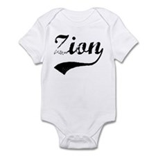 Vintage: Zion Infant Bodysuit