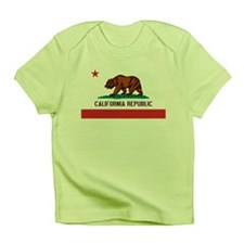 California flag Infant T-Shirt