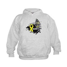 Hope Testicular Cancer Hoody