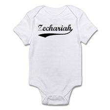 Vintage: Zechariah Infant Bodysuit