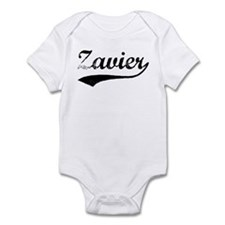 Vintage: Zavier Infant Bodysuit