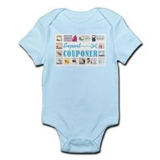 EXPERT COUPONER Infant Bodysuit