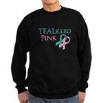 TEALkled Pink Sweatshirt (dark)
